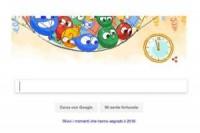 Felice anno nuovo da Google!